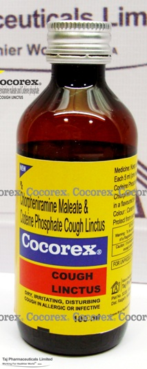 Cocorex may cause side effects